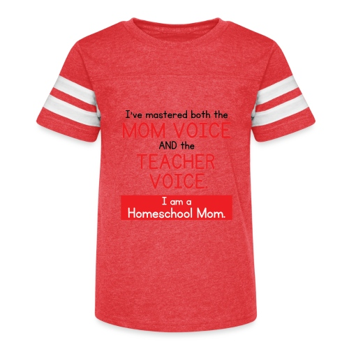 Voice Master - Kid's Vintage Sport T-Shirt