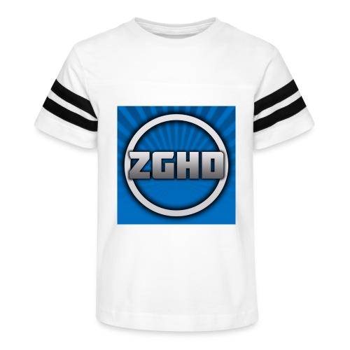 ZedGamesHD - Kid's Vintage Sport T-Shirt