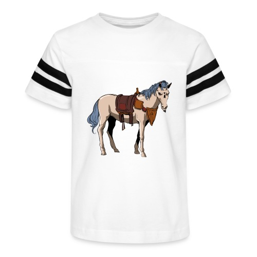 Useless the Horse png - Kid's Vintage Sport T-Shirt