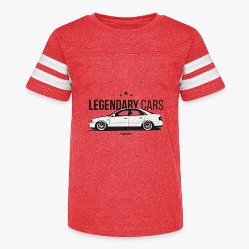Legendary cars audi - Kid's Vintage Sport T-Shirt
