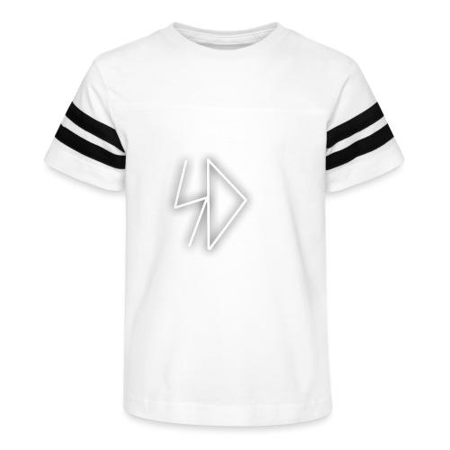 Sid logo white - Kid's Vintage Sport T-Shirt