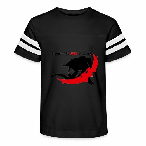 Renekton's Design - Kid's Vintage Sport T-Shirt