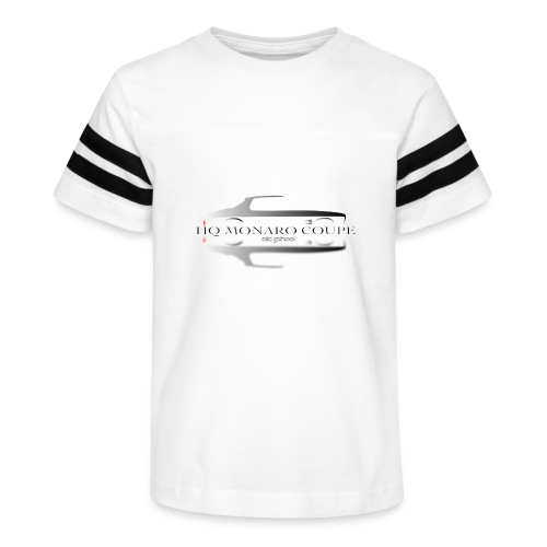 HQ GHOST LOGO - Kid's Vintage Sport T-Shirt