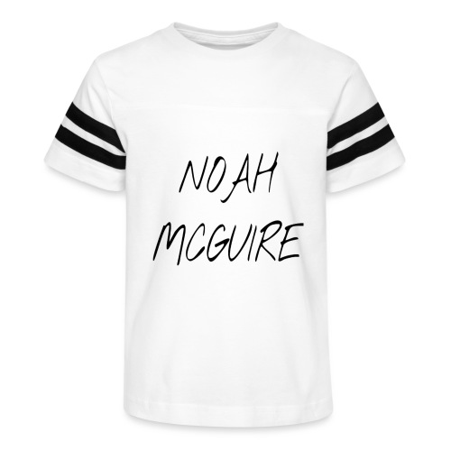 Noah McGuire Merch - Kid's Vintage Sport T-Shirt