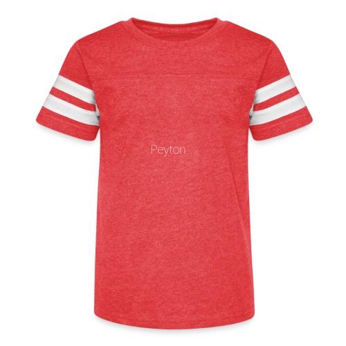 PEYTON Special - Kid's Vintage Sport T-Shirt