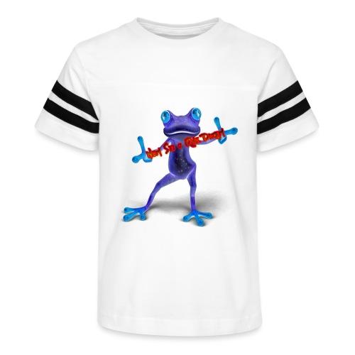 Logo - Nem Sei o Que Dizem - Podcast - Kid's Vintage Sport T-Shirt