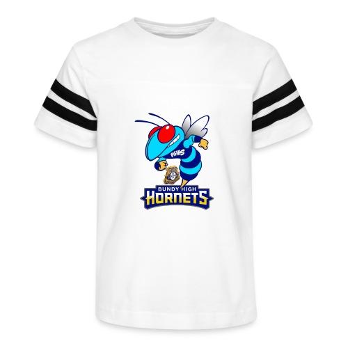 Hornets FINAL - Kid's Vintage Sport T-Shirt