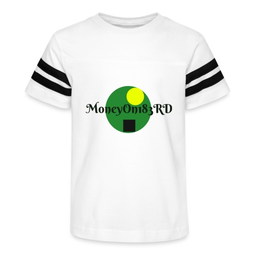 MoneyOn183rd - Kid's Vintage Sport T-Shirt