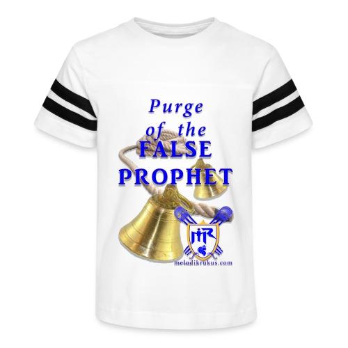 Purge T - Kid's Vintage Sport T-Shirt