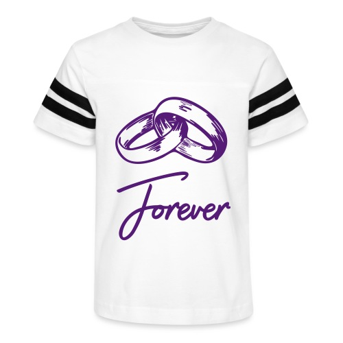 foreverringsman - Kid's Vintage Sport T-Shirt