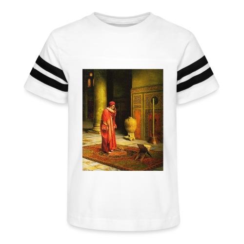 Worship - Kid's Vintage Sport T-Shirt