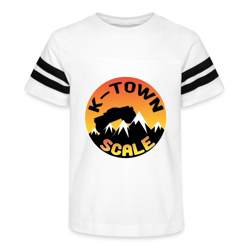 KTown Scale - Kid's Vintage Sport T-Shirt