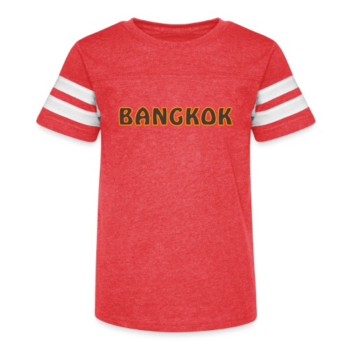 Bangkok - Kid's Vintage Sport T-Shirt