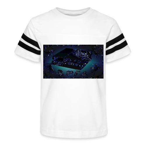 ps4 back grownd - Kid's Vintage Sport T-Shirt