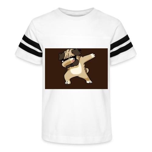 7FD307CA 0912 45D5 9D31 1BDF9ABF9227 - Kid's Vintage Sport T-Shirt