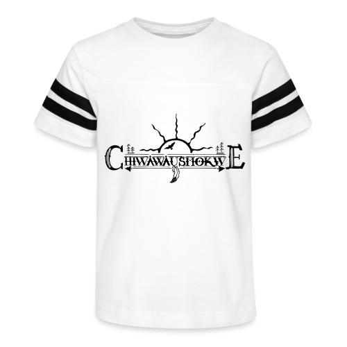 Chiwawausmokwe - 7thGen - Kid's Vintage Sport T-Shirt