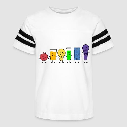 PRIIDE - Kid's Vintage Sport T-Shirt