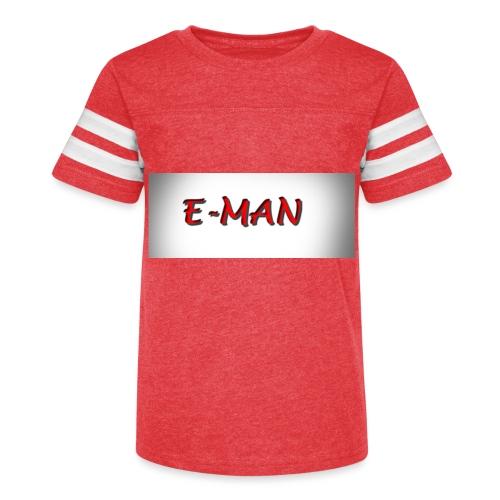 E-MAN - Kid's Vintage Sport T-Shirt