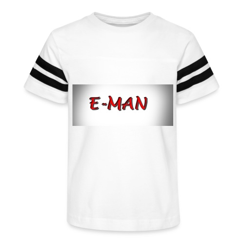 E-MAN - Kid's Vintage Sport T-Shirt