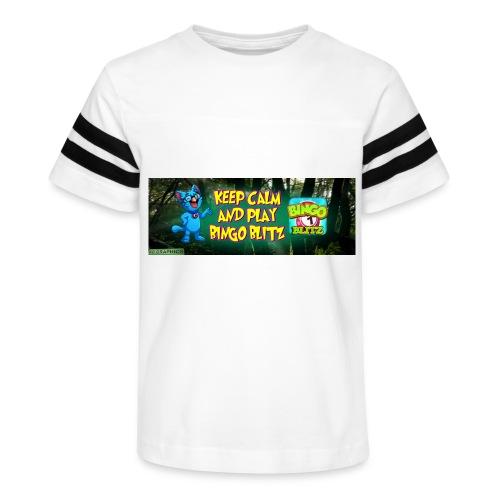 KDMYBANNER1 - Kid's Vintage Sport T-Shirt