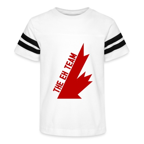 The Eh Team Red - Kid's Vintage Sport T-Shirt