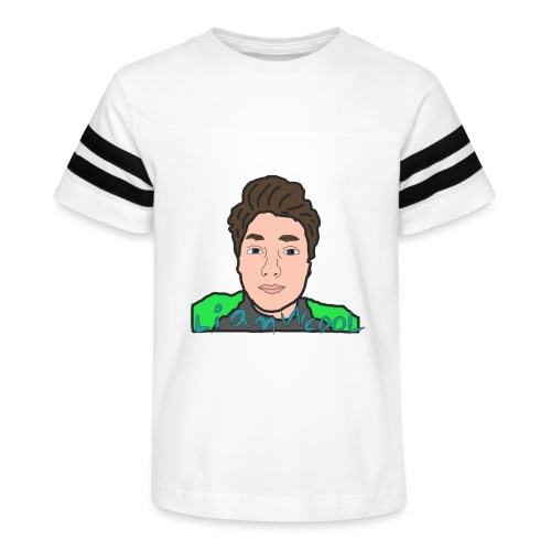 LiamWcool head tee - Kid's Vintage Sport T-Shirt