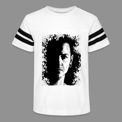 Music - Kid's Vintage Sport T-Shirt
