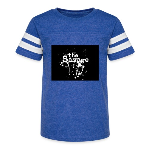 the savage - Kid's Vintage Sport T-Shirt