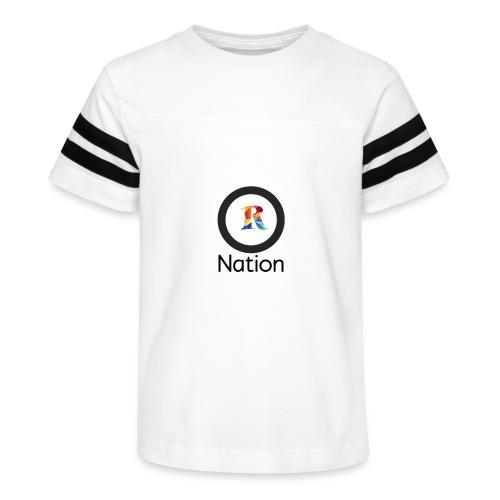 Reaper Nation - Kid's Vintage Sport T-Shirt