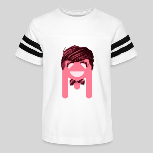 ALIENS WITH WIGS - #TeamBa - Kid's Vintage Sport T-Shirt