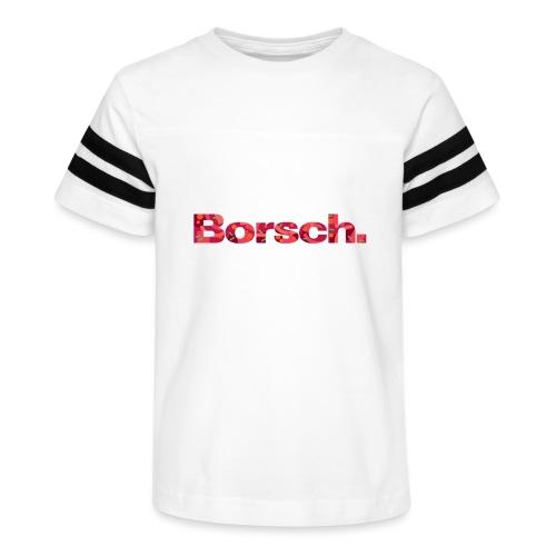 Borsch - Kid's Vintage Sport T-Shirt