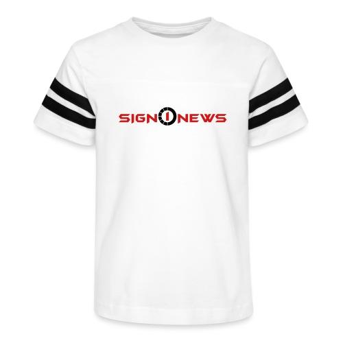 Sign1 Fashion - Kid's Vintage Sport T-Shirt