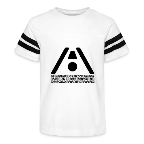Passion / Skate / Speed - Passion / Speed / Skating - Kid's Vintage Sport T-Shirt