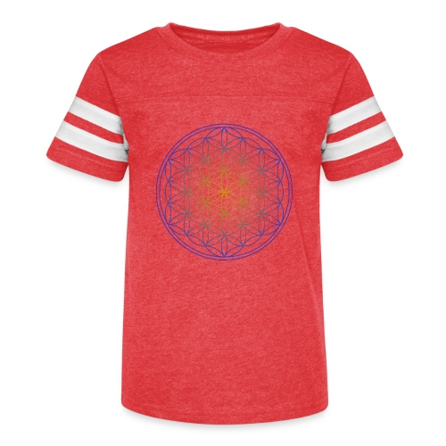 flower of life - Kid's Vintage Sport T-Shirt