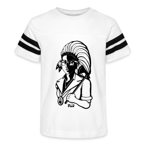 TwoLives - 7thGen - Kid's Vintage Sport T-Shirt