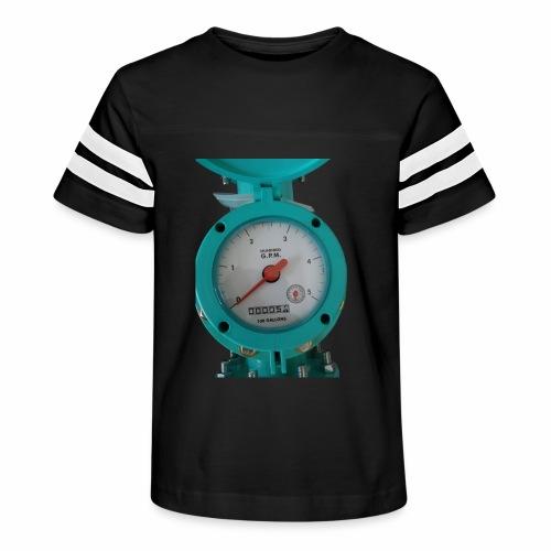 Meter - Kid's Vintage Sport T-Shirt