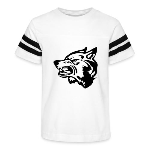 wolf wolves or wolverine? - Kid's Vintage Sport T-Shirt