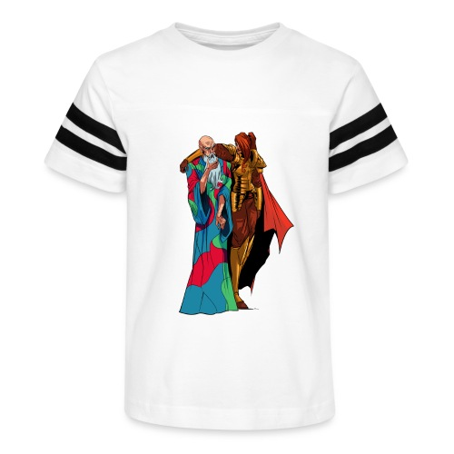 anjelicaPRO png - Kid's Vintage Sport T-Shirt