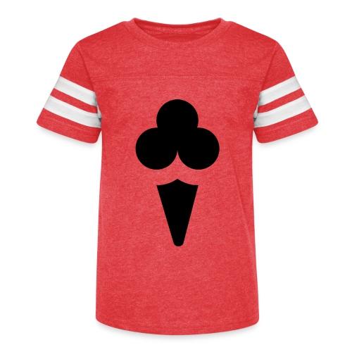 Ice cream - Kid's Vintage Sport T-Shirt