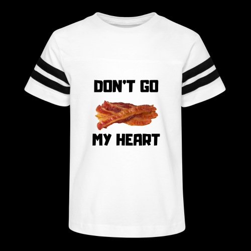 Don't go BACON my heart - Kid's Vintage Sport T-Shirt