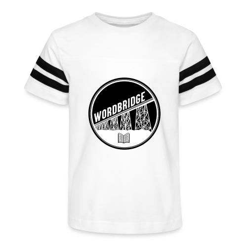 WordBridge Conference Logo - Kid's Vintage Sport T-Shirt