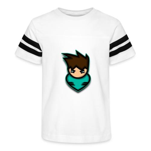 warrior - Kid's Vintage Sport T-Shirt