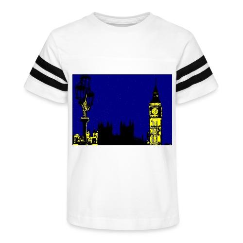 LONDON - Kid's Vintage Sport T-Shirt