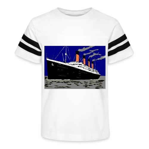 TITANIC - Kid's Vintage Sport T-Shirt