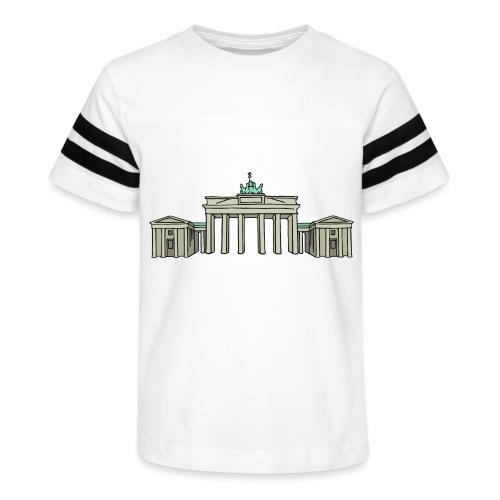 Brandenburg Gate Berlin - Kid's Vintage Sport T-Shirt