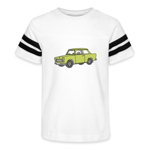 Trabant (baligreen car) - Kid's Vintage Sport T-Shirt
