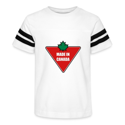 Made in Canada Tire - Kid's Vintage Sport T-Shirt