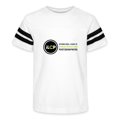 iLCP logo horizontal RGB png - Kid's Vintage Sport T-Shirt