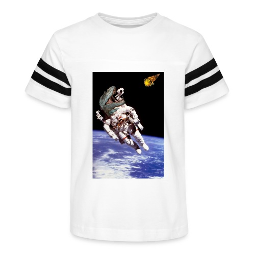 how dinos died - Kid's Vintage Sport T-Shirt
