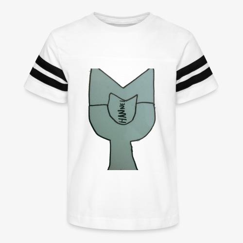 My Channel Logo - Kid's Vintage Sport T-Shirt